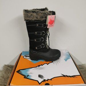 Arctic Tracks Girls Winter Boots -30